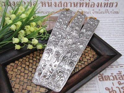 【3個價】泰國手工錫浮雕大象