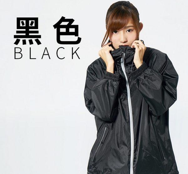 [中壢安信] 雙龍牌 蜜絲絨2.0防寒風雨衣 黑色 兩件式 雨衣 可拆式背心 超強防水 ER416620