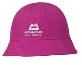 Mountain Equipment 英國 韓版 GT漁夫帽 女款 MEK-001 櫻紅 旅遊 登山 Goretex 防水帽 防水透氣【易遨遊】