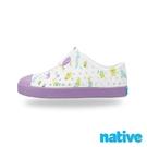 native 小童鞋 JEFFERSON 小奶油頭鞋-海底世界紫