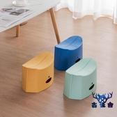 折疊凳便攜小凳子迷你輕便馬扎釣魚椅子家用塑料矮板凳【古怪舍】