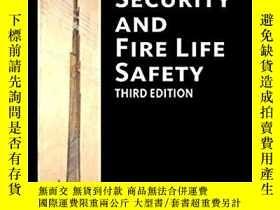 二手書博民逛書店High-Rise罕見Security and Fire Lif