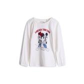 Gap女幼童GapxDisney迪士尼系列套頭T恤519061-象牙白