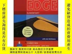 二手書博民逛書店New罕見Cutting Edge Elementary Stu