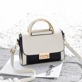 手提包  女士手提包新款時尚秋冬季女包大氣斜背包簡約百搭後背小包包 交換禮物