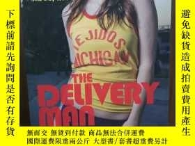 二手書博民逛書店The罕見Delivery ManY12800 Joe McGi