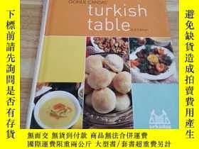 二手書博民逛書店外文書《GONUL罕見CANDAS turkish table