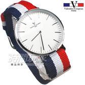 valentino coupeau PARIS 范倫鐵諾 異國風情 英倫情人 指針錶 防水手錶 中性錶 女錶 男錶 V61349BWR3銀
