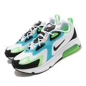 【五折特賣】Nike 休閒鞋 Air Max 200 SE 白 綠 男鞋 運動鞋 【ACS】 CJ0575-101