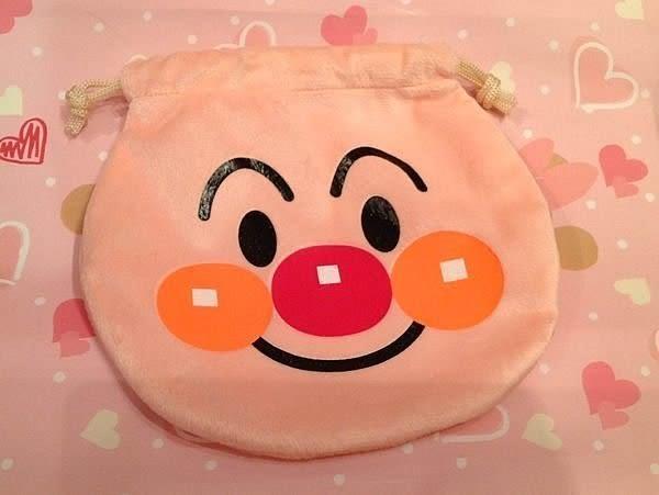 【發現。好貨】卡通麵包超人束口袋 收納袋