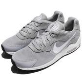 Nike 休閒慢跑鞋 Air Max Guile 灰 白 麂皮 氣墊 運動鞋 復古 男鞋【PUMP306】 916768-001