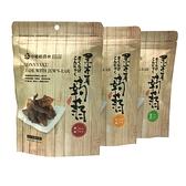 【中埔鄉農會】黑木耳蒟蒻片/袋裝(100gx9包) 五香/黑胡椒/麻辣