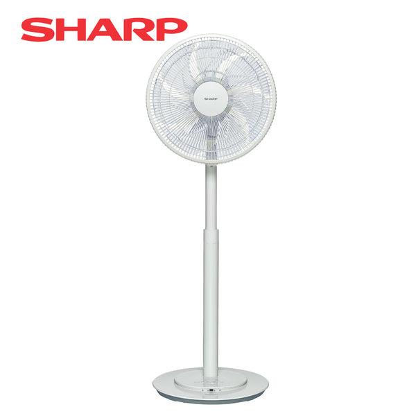 SHARP夏普 14吋 豪華型DC搖控電風扇 PJ-S14GA