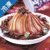 【台畜】傳統梅干扣肉500g±5%/盒【愛買冷凍】