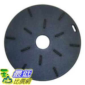 [104美國直購] 鑄鐵 節能 鐵盤 Ilsa Cast Iron Heat Diffuser Reducer 8.25 Inch