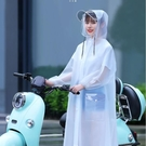 雨衣長款全身單人男女款時尚透明防暴雨電動電瓶車自行車成人雨披