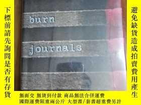 二手書博民逛書店The罕見Burn Journals(精裝16開本)Y12800