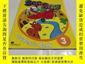 二手書博民逛書店SEE罕見SAW STUDENT S BOOK 3Y9212