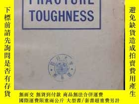 二手書博民逛書店PROPERTIES罕見RELATED TO FRACTURE