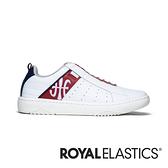 ROYAL ELASTICS ICON2.0 白紅真皮潮流運動休閒鞋 (女) 96501-015