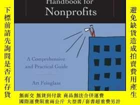 二手書博民逛書店The罕見Public Relations Handbook for Nonprofits: A Comprehe