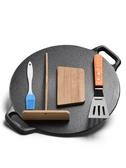 平底烙餅鍋鐵板鏊子煎鍋