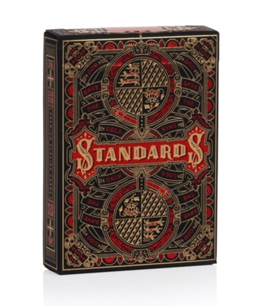STANDARDS - Black【USPCC撲克】 S103049653