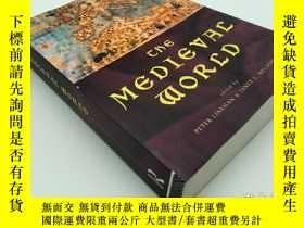 二手書博民逛書店中世紀世界罕見歷史The medieval worldY2057