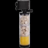 魚缸過濾器 魚缸過濾器循環泵三合一免換水內置凈水神器增氧圓形小型潛水水泵 快速出貨