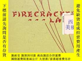 二手書博民逛書店【罕見】1932年初版 《炮竹之鄉》 Firecracker L