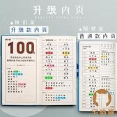 100天倒計時每日計劃本日程本時間管理考研學習行事曆記事本【宅貓醬】