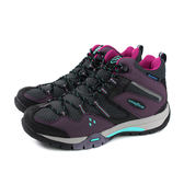 GOOD YEAR 固特異 運動鞋 登山鞋 黑/紫 防水 女鞋 GAWO82527 no050