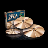 Paiste PST 7 Universal Set 套鈸組-附贈18吋/原廠公司貨