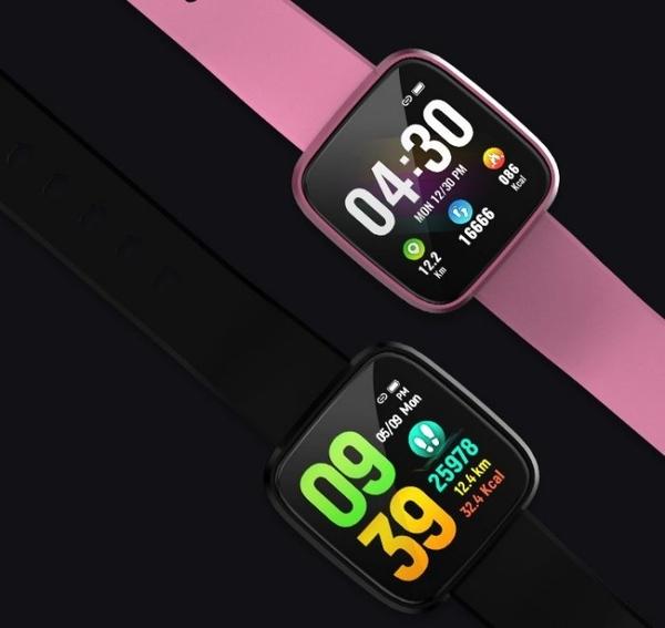 平廣 送袋 人因 MWB230 K 黑色 手錶 藍芽手錶 藍芽 心律 智慧監測運動 手環 公司貨保1年 ERGOLINK