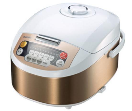 ◢ PHILIPS飛利浦 HD3034 /HD-3034  3公升微電腦厚釜電子鍋(約4-6人份)