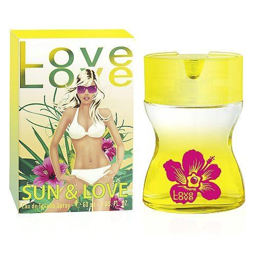 Love Love Sun & Love 陽光熱戀淡香水 60ml