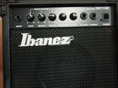 凱傑樂器 Ibanez 10瓦 Bass 音箱 IBZ10B