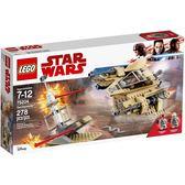 【LEGO 樂高積木】星際大戰系列-沙地飛艇 Sandspeeder LT-75204