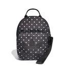 adidas 後背包 Backpack Mini 黑 白 女款 點點 迷你包 【ACS】 DY9557