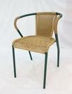 【南洋風休閒傢俱】戶外餐椅系列 - 鋼管...