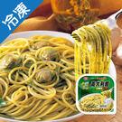 桂冠義大利麵-青醬蛤蜊320g【愛買冷凍】