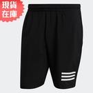 【現貨】Adidas CLUB TENNIS 男裝 短褲 慢跑 訓練 網球 吸濕排汗 口袋 黑【運動世界】GL5411