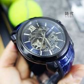【台南 時代鐘錶 SEIKO】精工 Premier 喬科維奇限量款機械錶 SSA375J1@4R71-00B0B 深藍 43mm