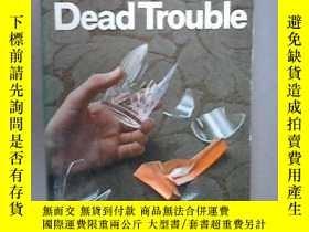 二手書博民逛書店Dead罕見TroubleY255562 Dominic Devine [published By] Coll
