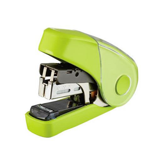【奇奇文具】美克司MAX HD-10FL3K 淺綠 平針釘書機