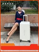 行李箱【6.1活動】32寸超大容量行李箱網紅ins女鋁框拉桿箱萬向輪旅行 非凡小鋪 新品