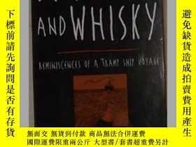 二手書博民逛書店Seaspray罕見and Whisky by Norman F