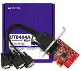 UTB404A 4-Port RS-232擴充卡