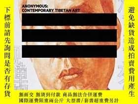 二手書博民逛書店Anonymous:罕見Contemporary Tibetan