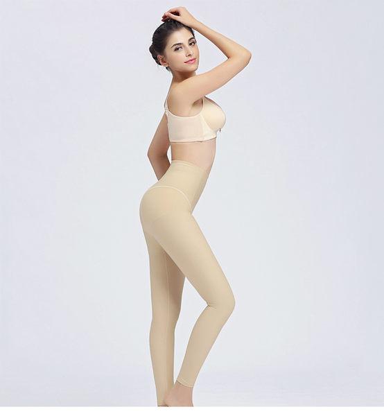 產後束身褲夏季收腹褲纖大腿褲提臀束腰7分美體內褲  - janm006
